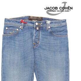 JACOB COHEN(ヤコブコーエン) ジーンズ J622 ブルー 35 23430 【A23431】