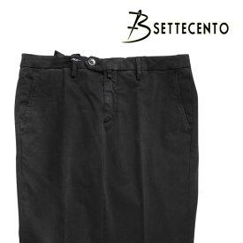 B SETTECENTO(ビーセッテチェント) パンツ 8029 ブラック 44 23733bk 【A23756】