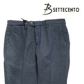B SETTECENTO(ビーセッテチェント) パンツ 8514 ネイビー 31 23757nv 【A23765】