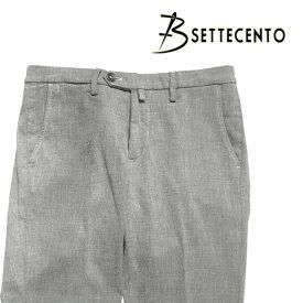 B SETTECENTO(ビーセッテチェント) パンツ 8559 グレー 31 23771gy 【A23772】