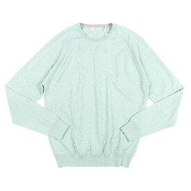 Gran Sasso(グランサッソ) 丸首セーター PARICOLLO M/L グリーン 52 24838gr 【A24840】