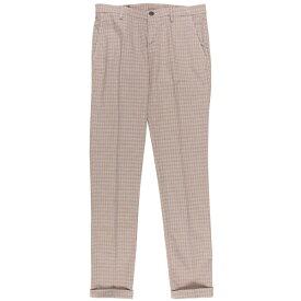 Mason's(メイソンズ) パンツ 9PN2A4973 ブラウン x ブラック 52 24981 【A24983】