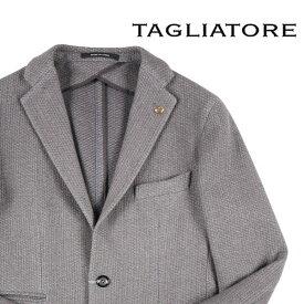 【44】 TAGLIATORE タリアトーレ ジャケット 56UIT131 メンズ 秋冬 カシミヤ混 グレー 灰色 並行輸入品 メンズファッション 男性用 ビジネス アウター トップス 日本未入荷 ラッピング無料 送料無料