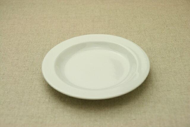 シンプルホワイト  16cmプレート/白い/食器/パン皿/デザート/日本製【 02P26Mar16 】