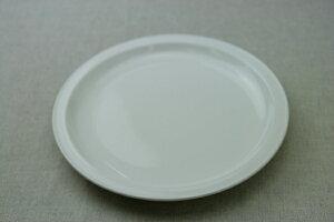 アイボリー色 丸皿 23cmラウンドプレートL パスタ皿やカレー皿にもおうちでカフェご飯が楽しめる、 ほっこり可愛い食器【 02P26Mar16 】