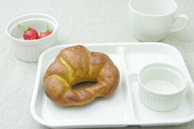 アイボリーブラウン丸いココットサイズS(7cm)/プリンカップ/スフレコキール/グラタン/食器/日本製/耐熱