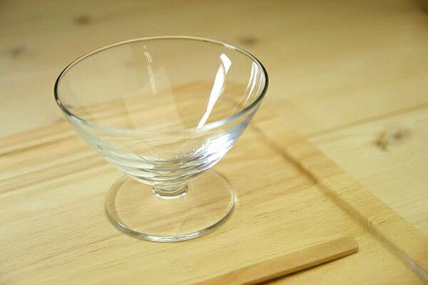 シャーベット&アイスクリーム カップ ドレッシー ガラス パフェグラス プリン サンデー 日本製 ガラス食器 L6642