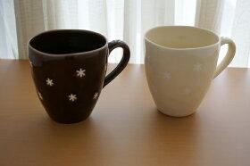 ほっこり可愛いマグカップチョコ/ベージュおうちカフェでミルクティーやカフェオレにぴったり