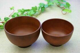 ライトブラウンシンプルなミニ椀SEE食洗機対応日本製子供にも茶色