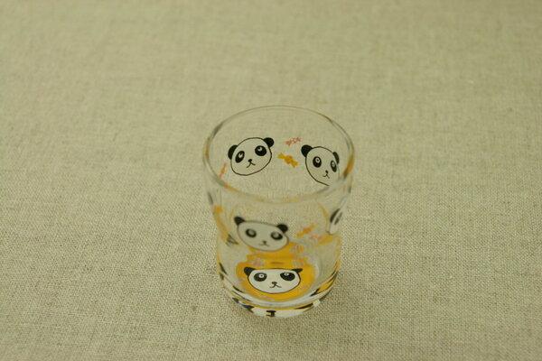 パンダ ガラスグラスS 130ml 日本製・口部強化で小さなベビー・お子様にも安心なかわいいガラス食器  ぱんだ【 02P18Jun16 】