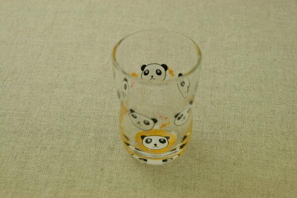 パンダ ガラスグラスM 185ml 日本製・口部強化で小さなベビー・お子様にも安心なかわいいガラス食器  ぱんだ【 02P18Jun16 】