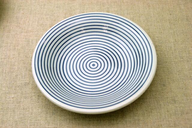 渦 ほっこりつかいやすい16.5cm取り皿 デザート・ケーキ皿にも プレート中皿 和食器 日本製【 02P18Jun16 】