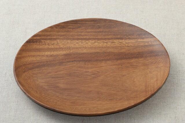アカシア ラウンドトレー XL ボナペティシリーズ 木製 プレート 丸皿 ワンプレート ランチプレート おうちカフェスタイル