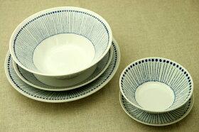 蒼十草(そうとくさ)そばちょこ青と白のカップストライプ小鉢そば猪口湯呑み和食器日本製カネ定蒼の器