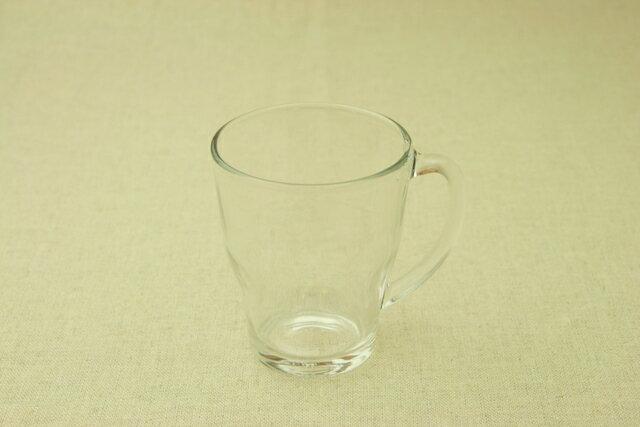 デュラレックス 耐熱ガラス マグカップ コージー クリア 350cc 1個 DURALEX cosy mug 単品 フランス製