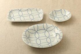 七宝ほっこりつかいやすい四角い取り皿デザート・ケーキ皿にもスクエアプレート長角皿和食器グンジョー5柄B日本製