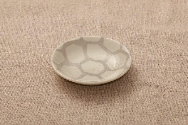 豆皿 ロック パステル5柄薬味皿 醤油皿にピッタリ プレート岩 9cm 小皿 和食器 おしゃれ