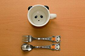 パンダの食器6点セット陶器美濃焼送料無料