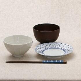 網目水玉取り皿5枚セット15.2cm銘々皿和食器小皿プレート日本製美濃焼日本料理定番食器セット