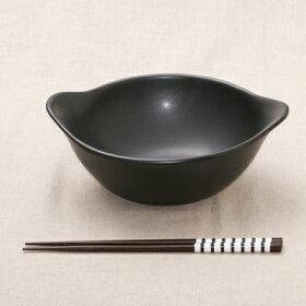 sowacaソワカヌードルボウル直火OKアイボリー/黒/青耐熱食器日本製陶器大鉢ラーメン鉢麺鉢おしゃれ一人用カフェ風