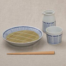 竹すのこ丸16.5cmざるそば用当店ざる蕎麦セット使用品メール便発送可