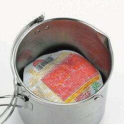 ソラリラキャンピングクッカー5点セットPP-11(KKS-794110)[アウトドアバーベキュー調理器具]