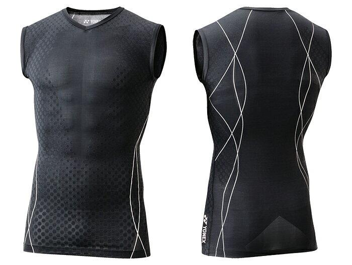 ヨネックス アンダーギアノースリーブシャツ STBP1012