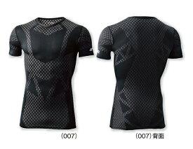 ヨネックス アンダーギアVネック半袖シャツ STB-A1016
