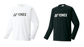ヨネックス バドミントンウエア ロングスリーブTシャツ16158(ポストイン配達可)