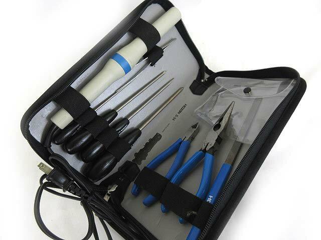 HOZAN S-34 電気工事 工具セット 1119 【中古】【ベクトル 古着】 171119 ベクトルプラス楽天市場店