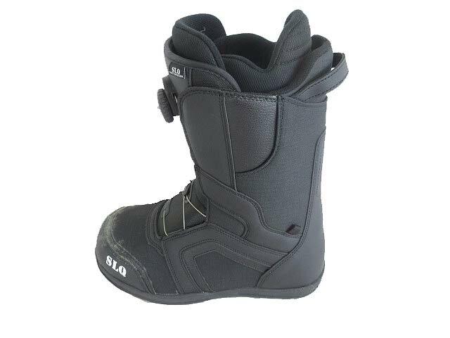 SLQ スノーボードブーツ 黒 25.0/25.5cm 0321 【中古】【ベクトル 古着】 180321 ベクトルプラス楽天市場店