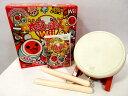 太鼓の達人 Wii 太鼓とバチ ソフト セット ■ 【中古】【ベクトル 古着】 170609 ベクトルプラス楽天市場店