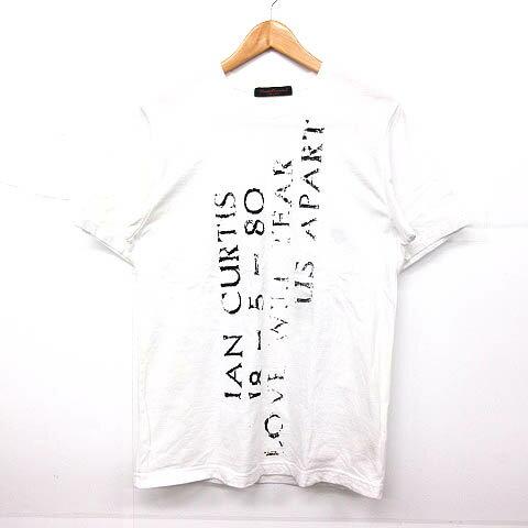 アンダーカバーイズム UNDERCOVERISM Tシャツ 半袖 丸首 2 白系 ※SK 171205 メンズ 【中古】【ベクトル 古着】 171205 ブランド古着ベクトルプレミアム店
