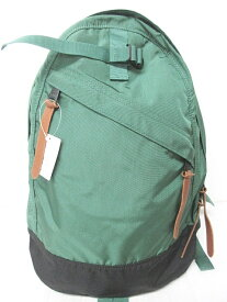 bc9f713e7983 中古 未使用品 ビームス BEAMS タグ付き GREGORY × BEAMS PLUS / 別注 1st DAYPACK リュック バックパック 緑  グリーン 1115 メンズ 【中古】【ベクトル 古着】 181115 ...