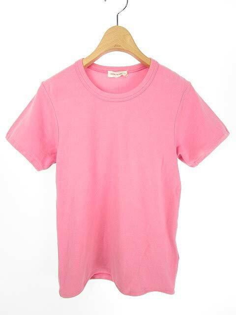コムデギャルソン COMME des GARCONS AD2004 カットソー Tシャツ トップス 半袖 ピンク レディース 【中古】【ベクトル 古着】 180614 ブランド古着ベクトルプレミアム店