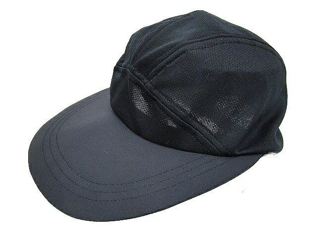 パタゴニア Patagonia キャップ 帽子 メッシュ アジャスター 軽量 アウトドア 登山 ナイロン L F 黒 ブラック C96872 メンズ 【中古】【ベクトル 古着】 180904 ブランド古着ベクトルプレミアム店