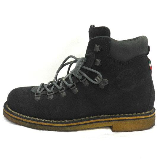 ディエッメ DIEMME ブーツ スエード 黒 43 靴 180120 メンズ 【中古】【ベクトル 古着】 180120 ブランド古着ベクトルプレミアム店