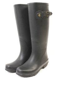 【中古】 イルビゾンテ IL BISONTE ラバー ブーツ ayy0527 レディース 【ベクトル 古着】 190527