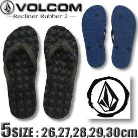 VOLCOM ボルコム メンズ ワッフルクッション ビーチサンダル ビーサン 衝撃吸収 V0811882