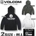 VOLCOM ボルコム メンズ ラッシュガード ジップアップパーカー 長袖 水着 ハイネック UVパーカー UPF50+ JAPAN LIMITE…