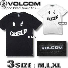 VOLCOM ボルコム メンズ 半袖Tシャツ JAPAN LIMITED 【メール便対応】【あす楽対応】 AF5119G1