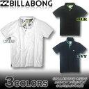 ビラボン メンズ 半袖 ポロシャツ BILLABONG サーフブランド アウトレット SALE セール 【メール便対応】【あす楽対応】AG011-170