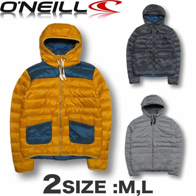 【50%OFF!!】O'NEILL オニール メンズ ダウンジャケット アウター パーカー サーフブランド SALE セール 【送料無料】【あす楽対応】635202