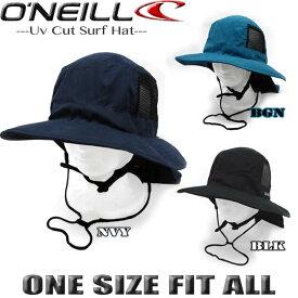 サーフハット メンズ オニール O'NEILL ビーチハット UVカット 帽子 サファリハット UVカット UPF50+ 【あす楽対応】 619928