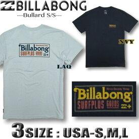 ビラボン メンズ 半袖 Tシャツ BILLABONG USA企画 サーフブランド アウトレット CORE FIT【メール便対応】【あす楽対応】Sサイズ,Mサイズ,Lサイズ AI012-257