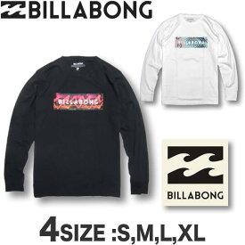 ビラボンメンズ BILLABONG ロンT 長袖Tシャツ サーフブランド ロングスリーブS, M,L,XLサイズ 2カラー 小さいサイズ【あす楽対応】【メール便対応】