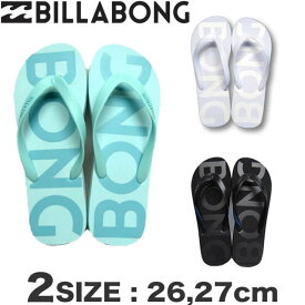 ビラボン BILLABONG メンズ ビーチサンダル ビーサン サーフブランド アウトレット【あす楽対応】