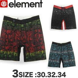 エレメント ELEMENT サーフパンツ メンズ ボードショーツ 海パン トランクス AD021-507