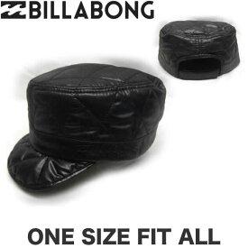 ビラボン キャップ 帽子【あす楽対応】【メール便対応】BILLABONGビラボンアウトレット/BLM-1209/ナイロンキルティングワークキャップ
