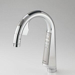 パナソニック スリムセンサー水栓 QS01FPSWTEA